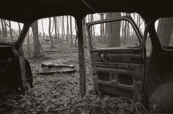 <b>escape </b><br> 2008<br> 11/14 in. <br> silver gelatin print