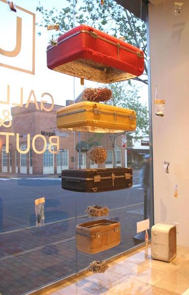 <b>american tourister </b><br> Gallery U, Redbank, NJ 2012