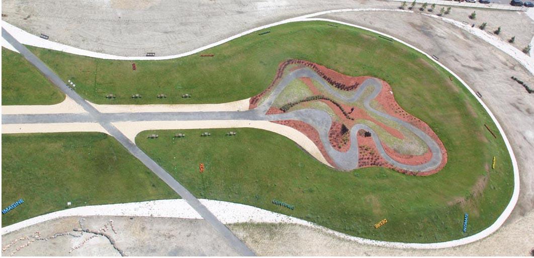 <b> artlantic (right side)</b> <br>The Artlantic Wonder Sculpture Park, Altantic City, NJ